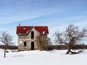 Old Farmhouse/Rob Roy/Blue Mtns On