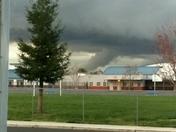 Modesto tornado?