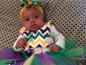 Baby Journi' First Carnival!!!!!!