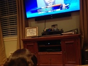 Just watching the news