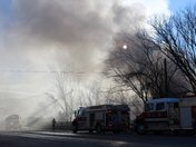 Florys' Motel Fire