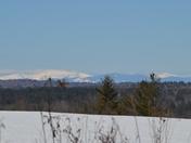 Mt Washington on a clear day