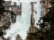 Eugenia Falls Winter Freeze/Eugenia On