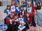 Channel 8 Team at WinterKids
