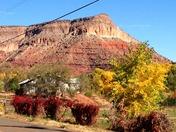 Fall in Gilman,NM