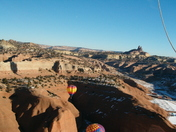 Red Rock's Balloon Rally