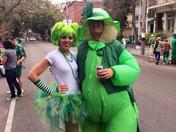 St Patricks Day fun!