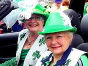 Metairie St Paddy Parade ladies