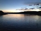 Navajo Lake serenity