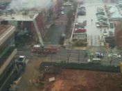 WildWing Rooftop-fire