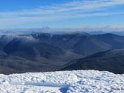 Mt Lafayette Summit View 5260'