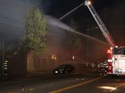Fire in Hollister