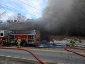 Gilmanton IW fire