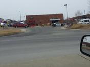 Crash Scene at Culvers