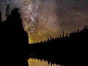 Milky Way Algonquin Park