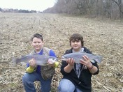 Trout opener 2014