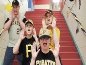 Pirates Home Opener Lip Sync