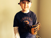 LJ is so excited for opening day!