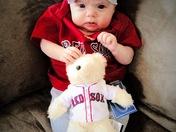 Little Red Sox Fan