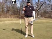 Hole in One on a Par 4 on the fly, Rivermoor Golf Club, Waterford, WI