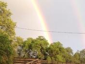 rainbow from last rain day