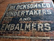 Blocksom & Co. Undertakers and Embalmers