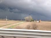 Storm north of I 70