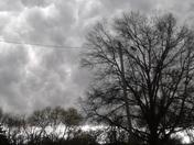 storm coming through