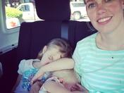 Mommy extraordinaire