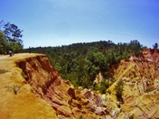 Red Bluff, Mississippi's Little Grand Canyon