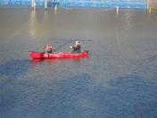Rumford Flood Waters