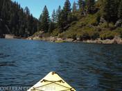 Kayaking Junction Resovoir