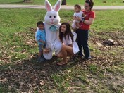 Urbandale Easter bunny