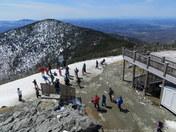 Jay Peak Summit Today 3858'