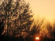 Sunrise in Bellevue NE  20140422