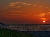 Sunset Monastery Beach