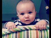 my adorable son