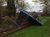 wind flips trampoline tuesday
