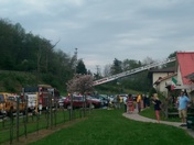 Narcisi winery 3 alarm fire gibsonia