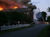 Berea Church Fire