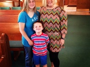 Mothers Day with Marleigh & Duke