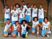 BELLS Basketball Rapid Fire Lady Panthers 3rd tourney win of Spring