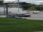 Car fire at 48 and 30