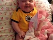 Lyla Mae Azzalina, number # Bruins Fan!