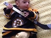 7-week old Bruins Fan!!!