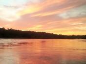 American River Sunset
