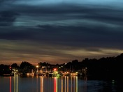 Riverbank Marina from Discovery Park