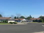 Galt apartment fire