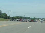 wreck in Choctaw 5/19/14