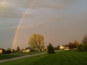 Merton, WI Rainbow